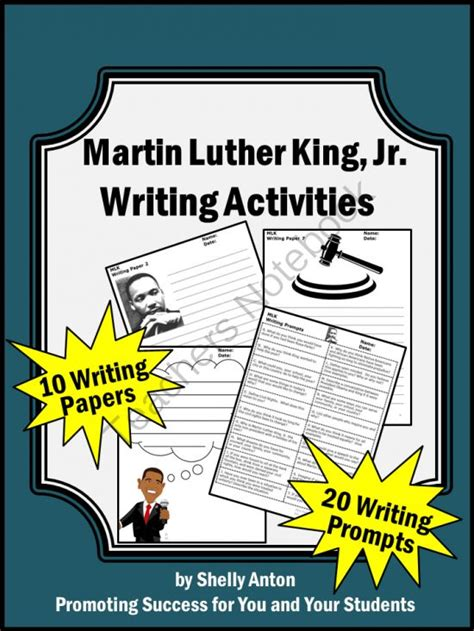 martin luther king jr writing paper 1000 images about mlk black history month on