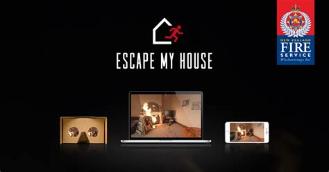 escape the house escape my house experience nz fire service