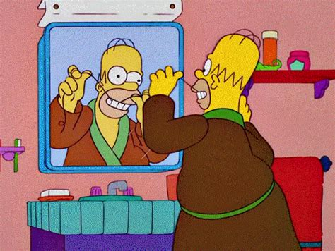 wallpaper gif simpsons funny homer simpsons animated gif 238457 on favim com