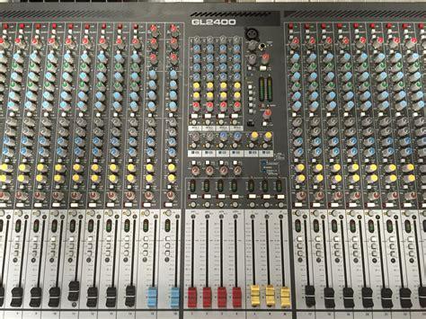Mixer Allen Heath Gl2400 Bekas a h mixer repair