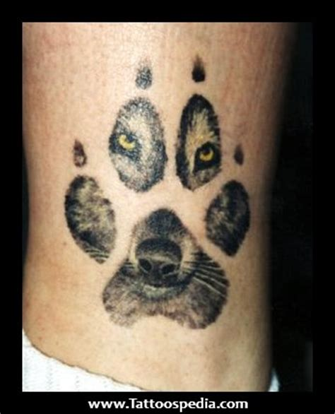 Native American Wolf Tattoos American Indian Wolf Tattoos