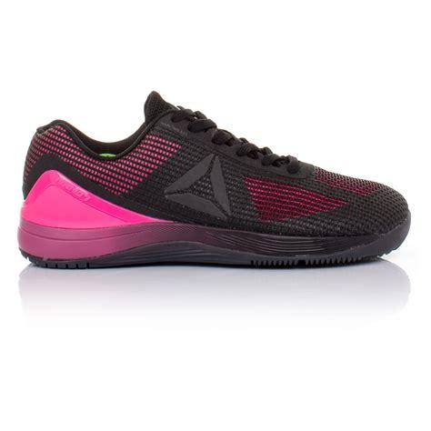 reebok crossfit shoes womens reebok crossfit nano 7 womens pink black cross