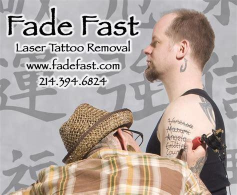 fade fast laser tattoo removal dallas tx