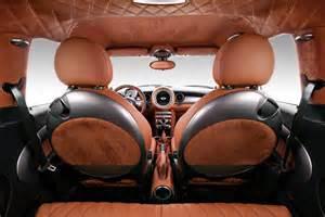 Bentley Cooper The Italian Mini Cooper S Inspired By Bentley