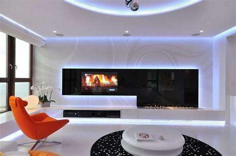 Under Kitchen Cabinet Lighting Led by Idee Pareti Soggiorno In Cartongesso Foto Design Mag