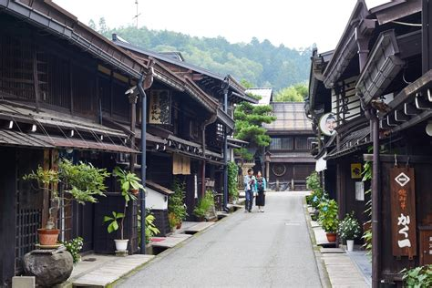 japanese town the 10 most beautiful towns in japan