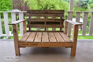 How To Make Patio Furniture Out Of Wood Pallets by Woodwork Things To Do With Pallets Pdf Plans