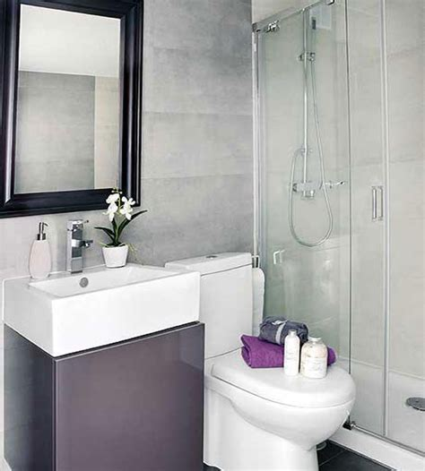 Modern Bathroom Decor Ideas by Banheiros Pequenos Planejados Sugest 245 Es Modelos