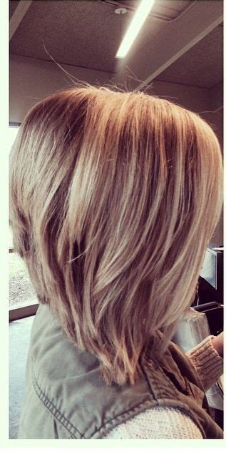 stacked a line haircut a line stacked bobs and bobs on pinterest