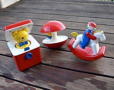 Ambi Rocky Jockey lot vintage ambi toys in the box rocky jockey