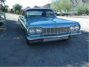 1964 Chevrolet Impala Ss For Sale 1964 Chevrolet Impala Ss For Sale Classiccars Cc