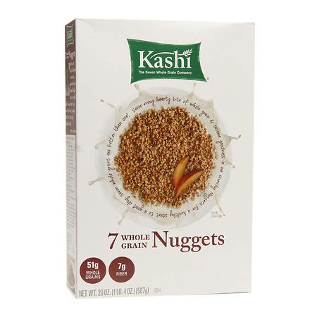 7 whole grain nuggets kashi kashi 7 whole grain cereal nuggets walgreens