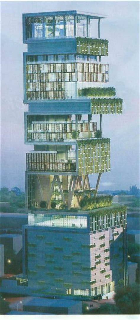 expensive house   world antilia mumbai