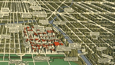 chicago map 1920 chicago needs neighborhood councils chicago carless