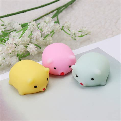Pig Squeeze pig squishy squeeze healing kawaii collection