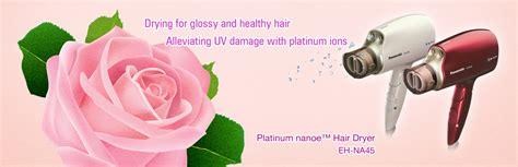 Platinum Nanoetm Hair Dryer Eh Na45 hair care product