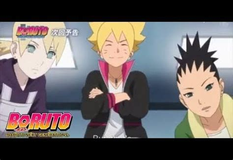 boruto episode 33 watch boruto naruto next generation episode 33 subbed online