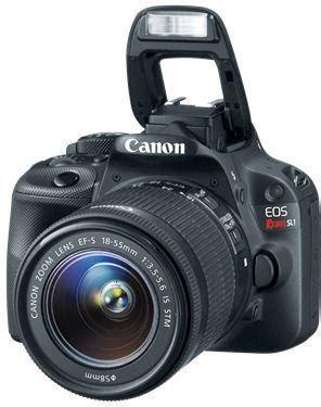 Kamera Canon Eos 100d Warna Putih kamera dslr canon terbaru 2013