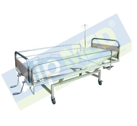 Bed Pasien 2 Crank hospital bed 2 crank bhb 104 2e bumindah co id