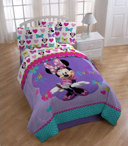 Minnie Mouse Size Comforter by Minnie Mouse Size Comforter Dennis K Cotterey