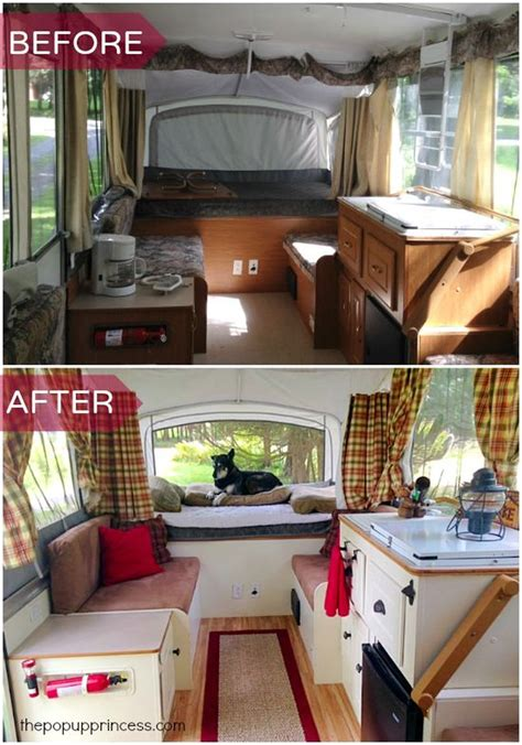 cer remodels cer interior remodel diy travel 28 images s pop up cer makeover the pop up princess cer