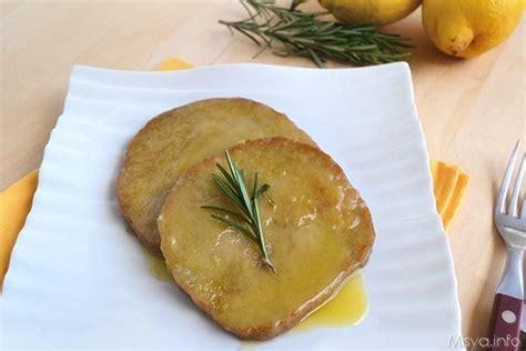 come cucinare le scaloppine al limone 187 scaloppine di seitan al limone ricetta scaloppine di