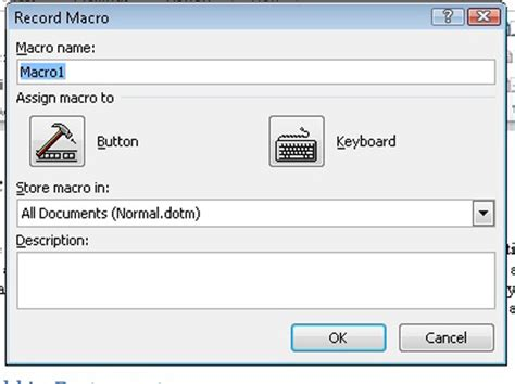 Word 2010 All In One For Dummies how to create a macro in excel 2010 for dummies how to