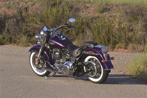 ride review 2014 harley davidson flstn softail deluxe motorcycle reviews forums and news