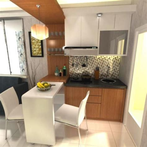 design interior untuk apartemen desain dapur apartemen tak depan 187 gambar 43 home