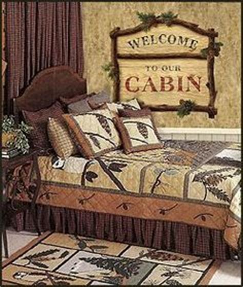 hunting and fishing home decor 1000 images about 1 for cabin bedding on pinterest