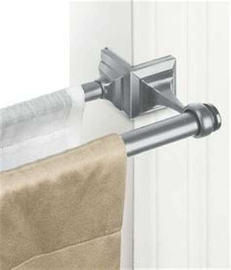 double tension curtain rod 1000 images about tension rod ideas on pinterest