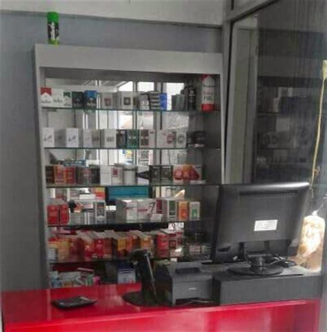 Rak Display Obat rak rokok konsultan retailku