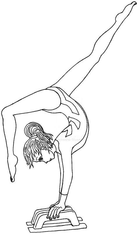 gymnastics positions coloring pages preschool gymnastics position coloring pages coloring pages