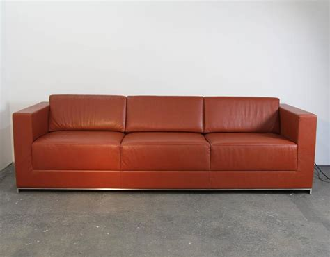 Brushed Leather Sofa Brushed Leather Sofa Two Brushed Leather Look Recliner