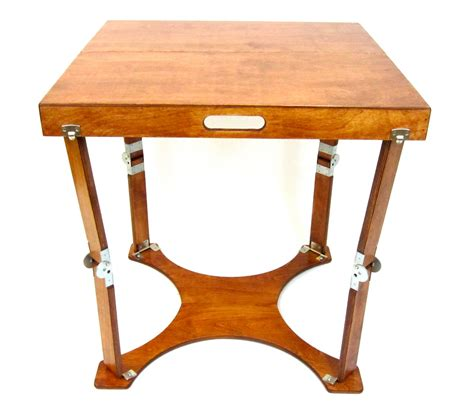 Small Folding Desk Custom Crafted Folding Small Cafe Table Homework Desk Spiderlegs