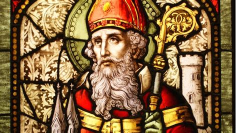 who is st the real st christian history