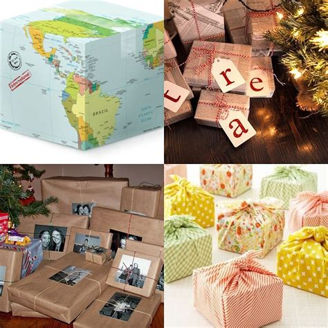 9 creative gift wrapping ideas popsugar moms