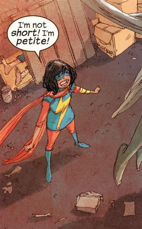 ms marvel vol    marvel comics story