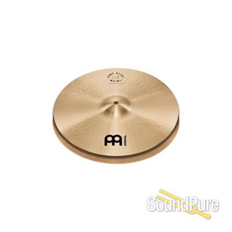 Meinl Cymbal Alloy Medium Hihat 15 meinl 15 alloy medium hi hat cymbals