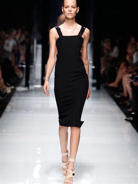 coco chanel   black dress woman fashion