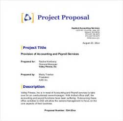 propsal template business template 38 free word pdf documents