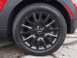Mini Cooper 16 Wheels 2014 Mini Cooper Hatchback Review Cars Photos Test