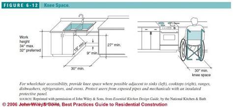 max height with layout height ada compliant kitchen sink ada kitchen pinterest