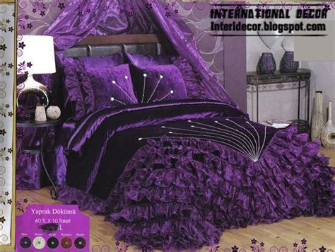 Purple Duvets stylish purple bedding models purple duvets designs international decoration