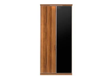 Wardrobe Doors Hinged by Berkeley 2 Door Hinged Wardrobe Black Wardrobe Bed Sava