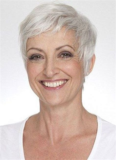 haircut for 73 yr old women age gracefully and beautifully with these lovely short