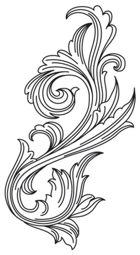 flourish tattoo designs miniature menagerie engraved flourish threads