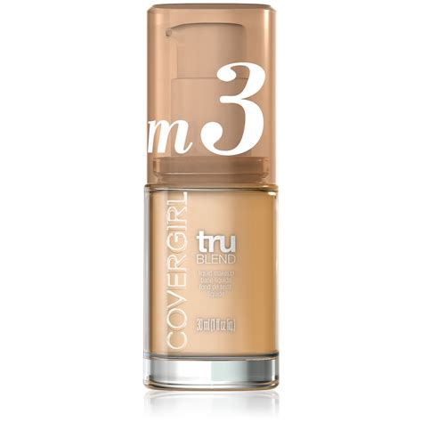 Makeup Covergirl covergirl trublend covergirl trublend liquid foundation makeup golden beige 1 fl oz 30 ml