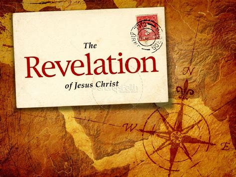 revelation books book of revelation powerpoint template new testament books