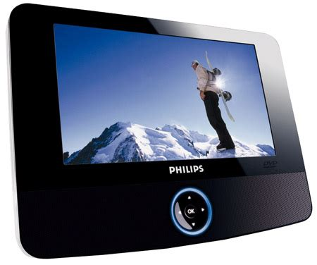 philips pet723 portable dvd player • the register